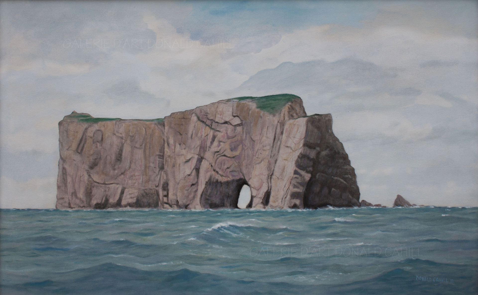 ''Percé Rock''