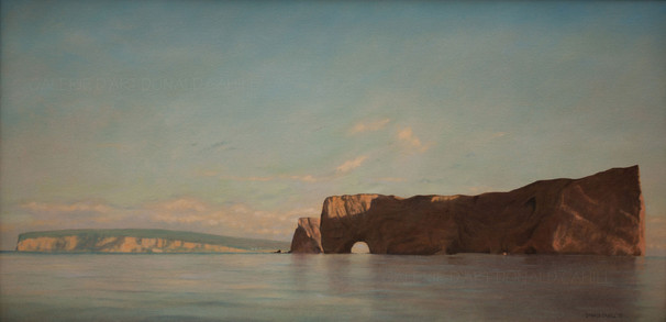 ''Le Rocher et l'Île.''