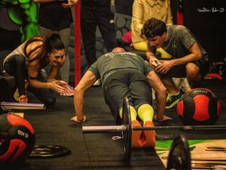 WOD Muscle Street CrossFit