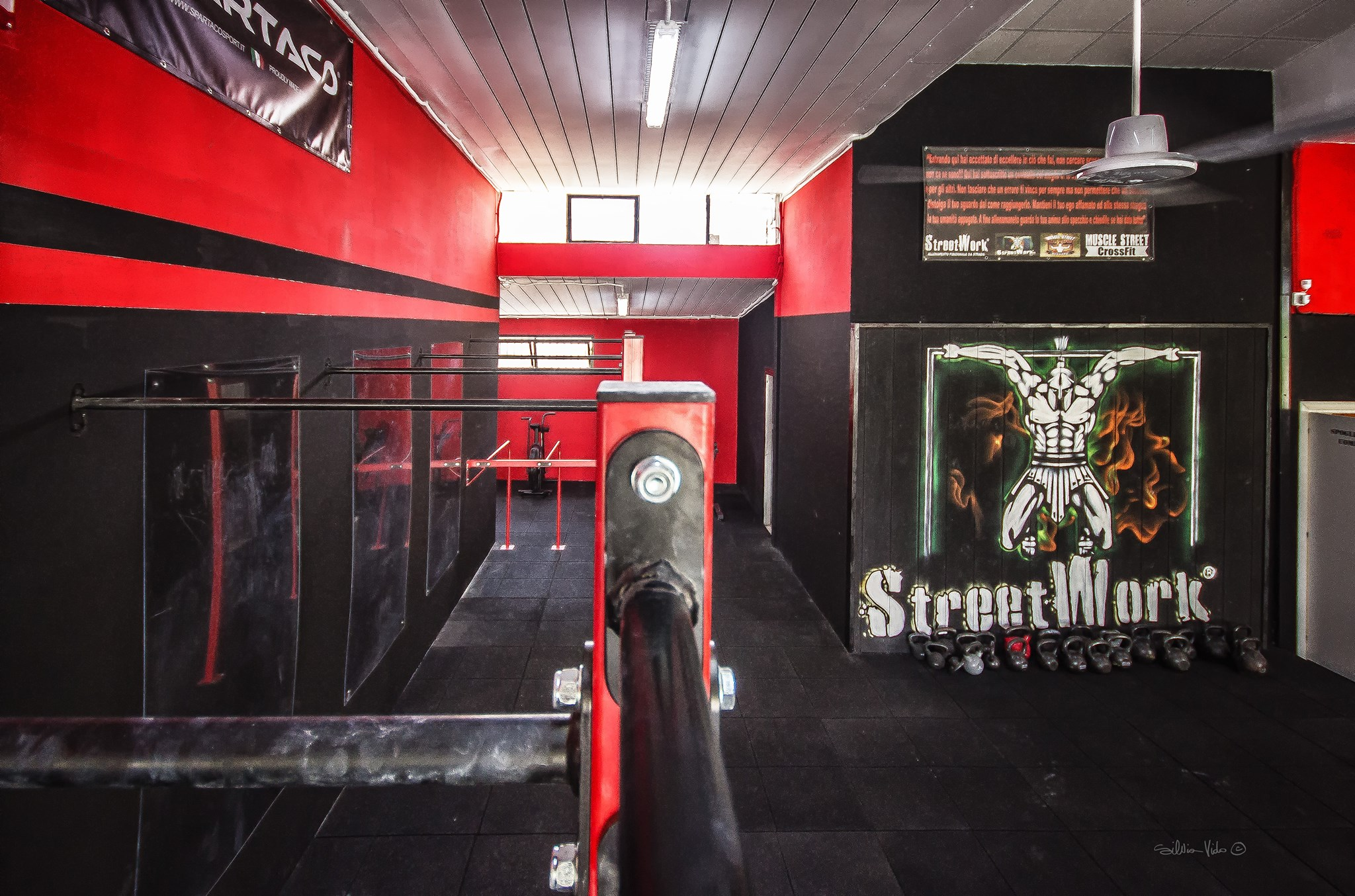 Muscle Street CrossFit a Roma
