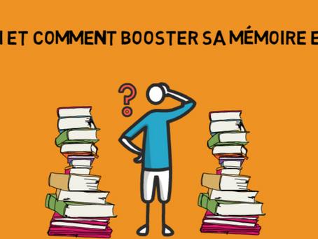 Pourquoi et comment booster sa mémoire en PASS/LASS ?