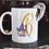 Thumbnail: Blue Gonk Initial Mug
