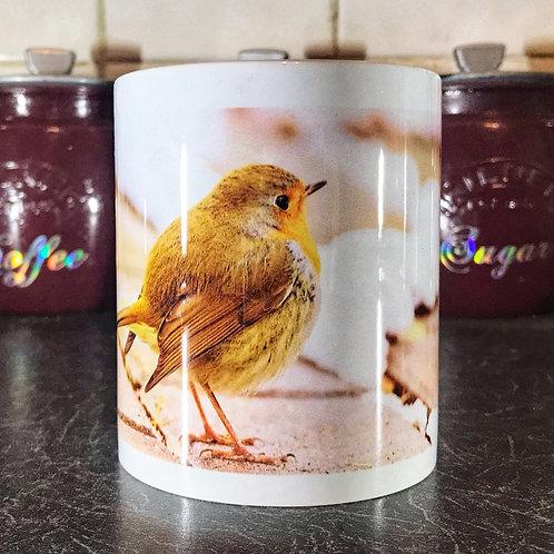 Robin 2  Mug