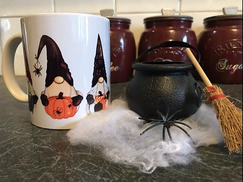 Halloween Gnome mug
