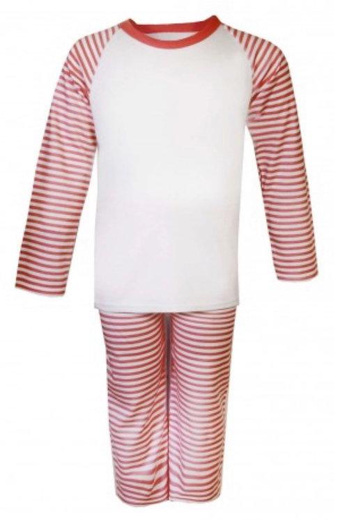 Red Stripe Pyjamas