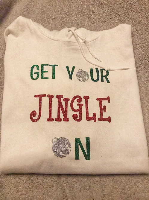 Get your jingle on Hoodie