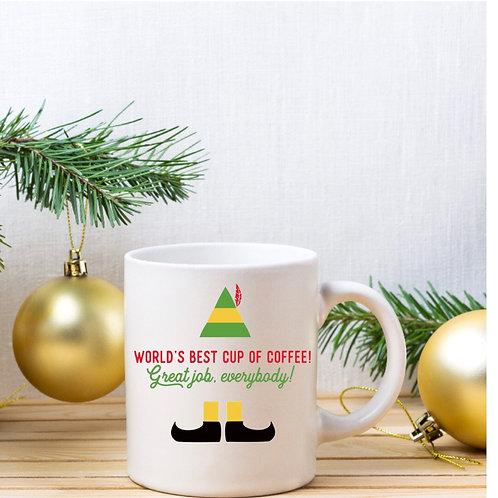 Best Cup of Coffee Mug