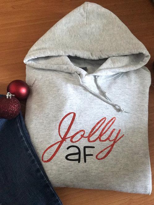 Jolly AF Hoodie