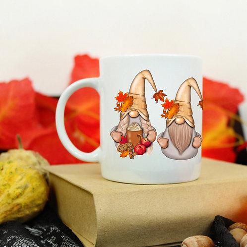 Autumn  Gnomes 2 Mug