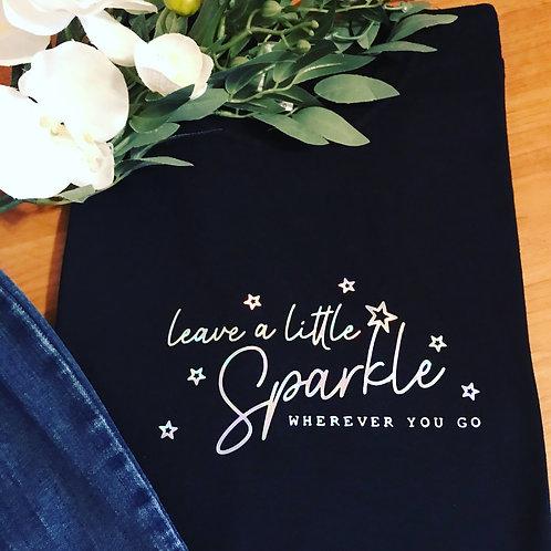 Leave a Little Sparkle T-shirt
