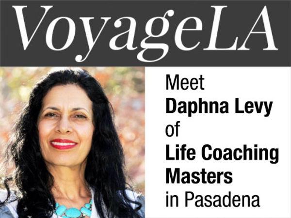 Daphna Levy - Voyage LA Article