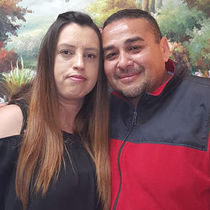 Angie & Andres