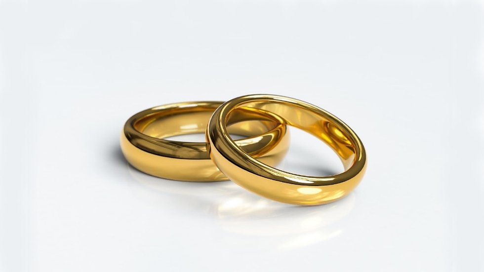 Marriage Counseling Pasadena - Rings Image