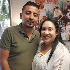 Tiana & Jose