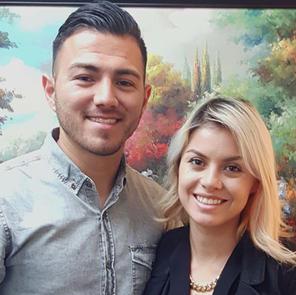 Adrian & Gabriela
