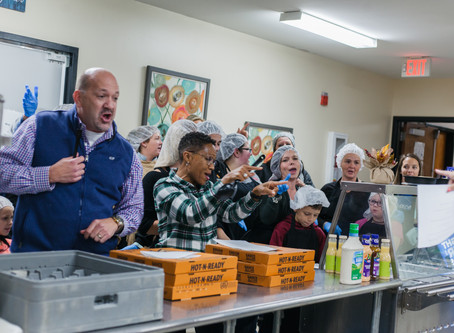 Allied Churches Give Back - 2019