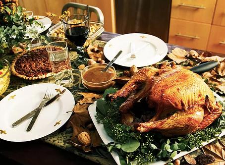Pets and Holiday Food