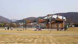 북한강야외공연장