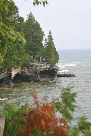 Cave Point Park