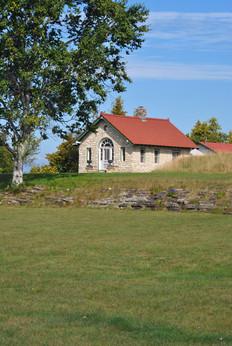 Ranger's House on Rock Island