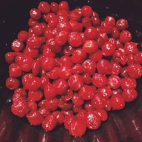 Cherry Harvest (pre-pie)