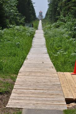 The Ridges Boardwalk