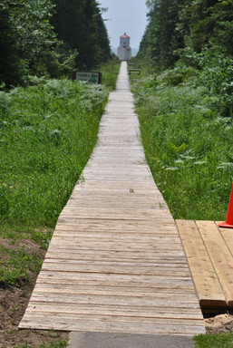 The Ridges Boardwalk