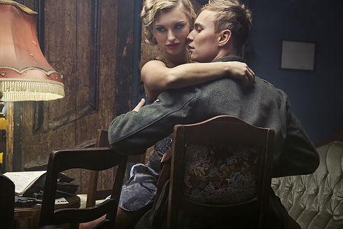Sexy 1920-х годов пара