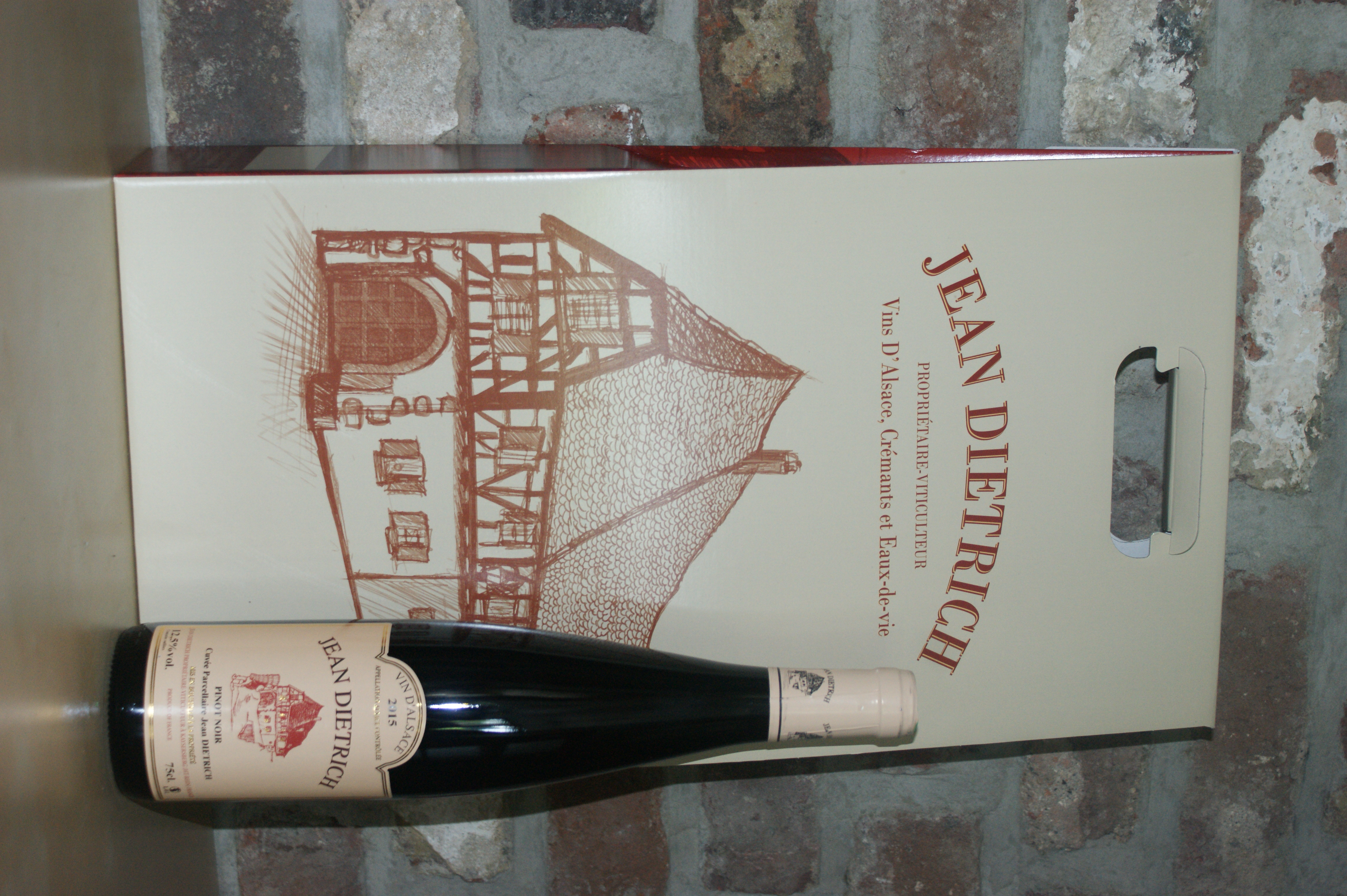 Le viticulteur, Jean Diestrich