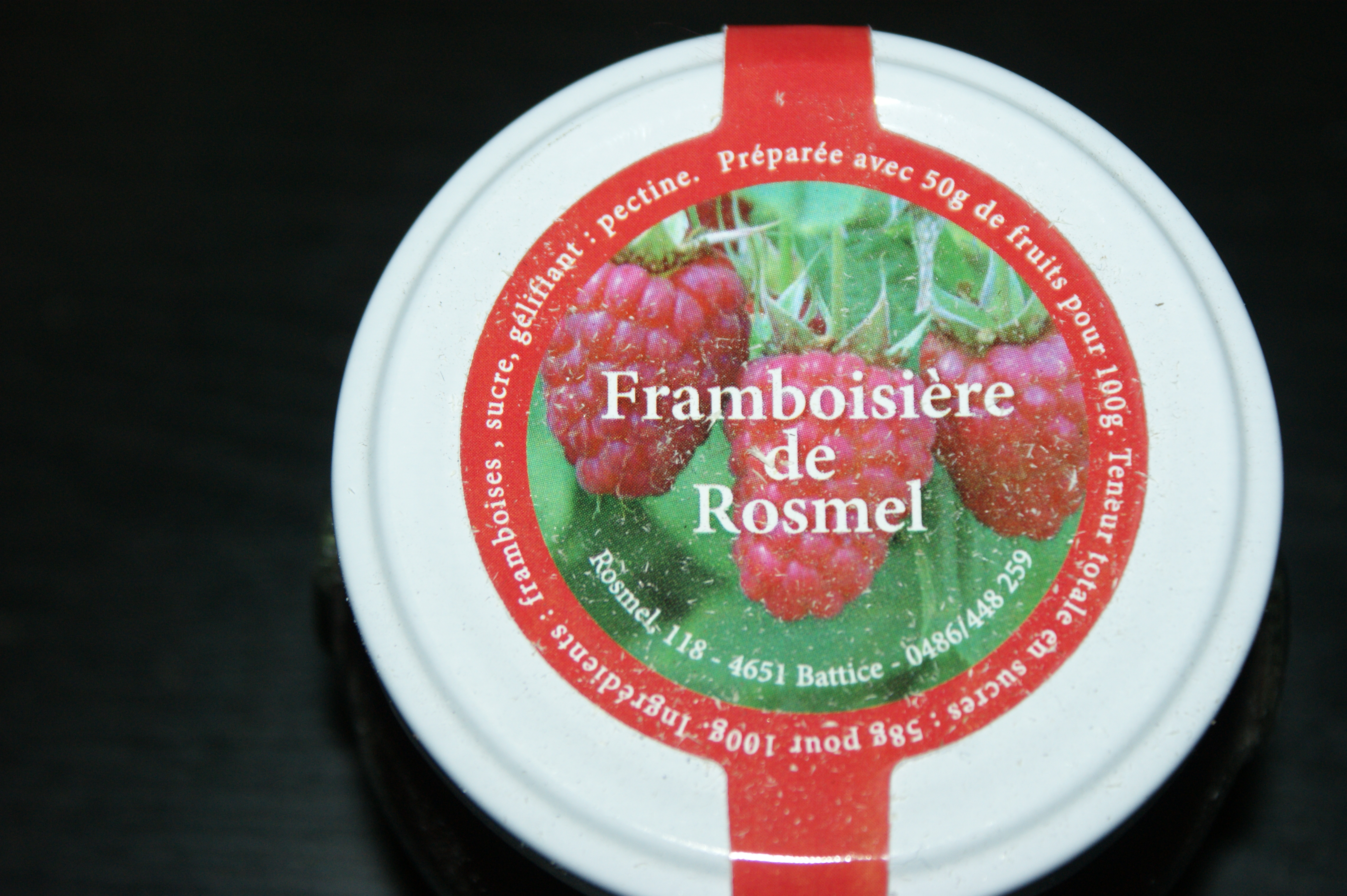 La Framboisière de Rosmel