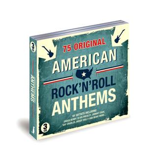 75 ORIGINAL AMERICAN ROCK N ROLL ANTHEMS
