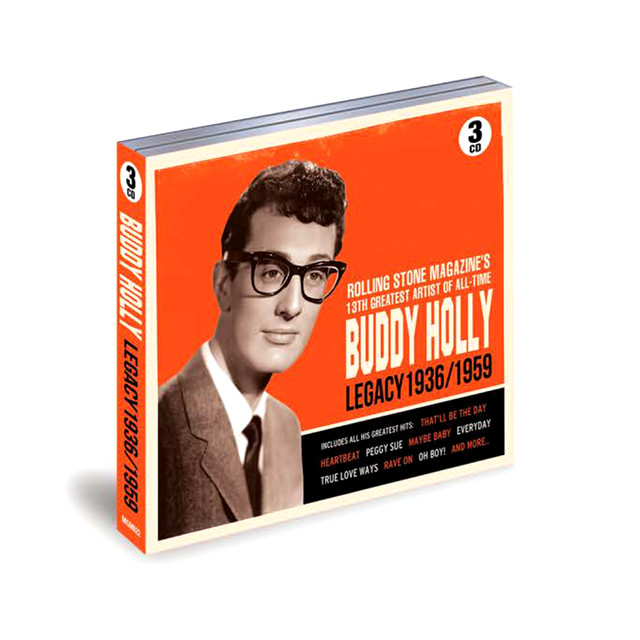 BUDDY HOLLY LEGACY