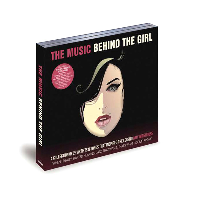 THE MUSIC BEHIND THE GIRL