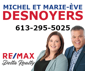 Michel et Marie-Eve Desnoyers