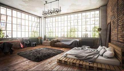 Daydreaming. #loftliving.jpg