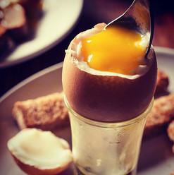 7am breakfast 🍳 7_30 Runyon! 🏃🏽♀️ Wh