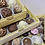 Thumbnail: Rosie's Luxury Box of 6 Handmade Belgian Chocolates