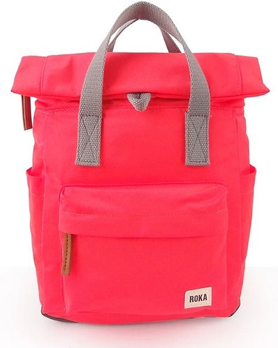 Red Neon Canfield B Backpack by Roka
