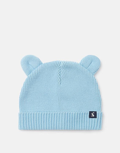 Cub Organic Cotton Knitted Baby Hat by Joules