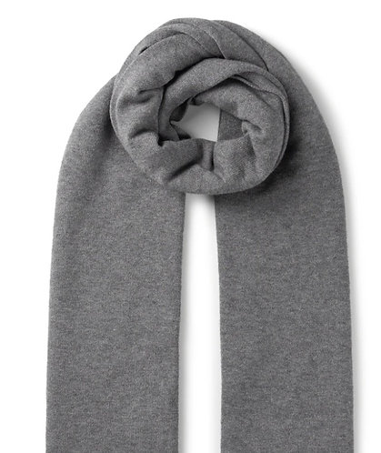 Suzy Supersoft Large Scarf in Grey by Chalk