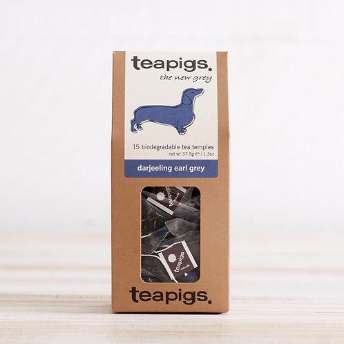 Darjeeling Earl Grey Tea 15 Tea Temples by Teapigs