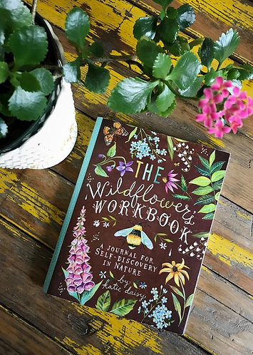 The Wildflower Workbook By Chronicle Books