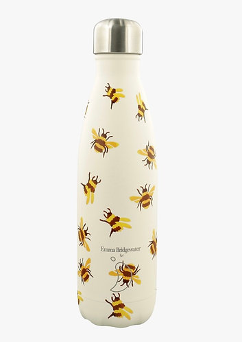 Bumblebee Reusable Water Bottle 500ml by Emma Bridgewater for Chilly's
