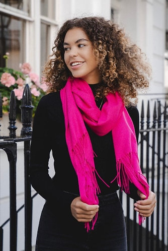 Supersoft Luxury Pashmina Scarf in A Range of Beautiful Colours