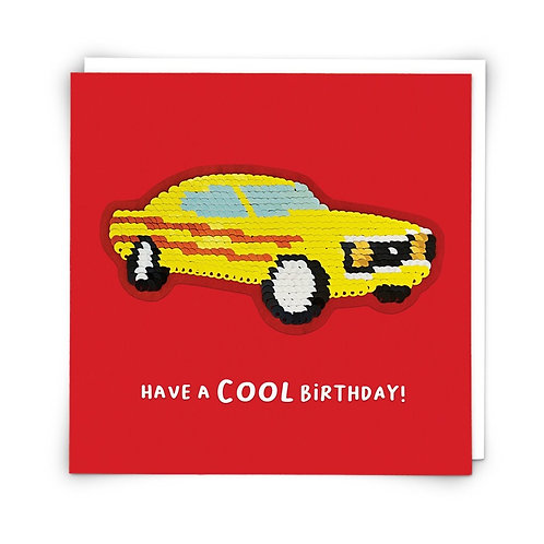 Have A Cool Birthday Card Shine By Redback Cards