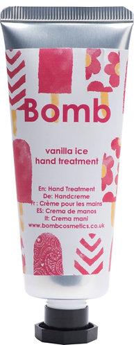 Vanilla Ice Hand Cream By Bomb Cosmetics