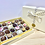 Thumbnail: Rosie's Luxury Box of 24 Handmade Belgian Chocolates