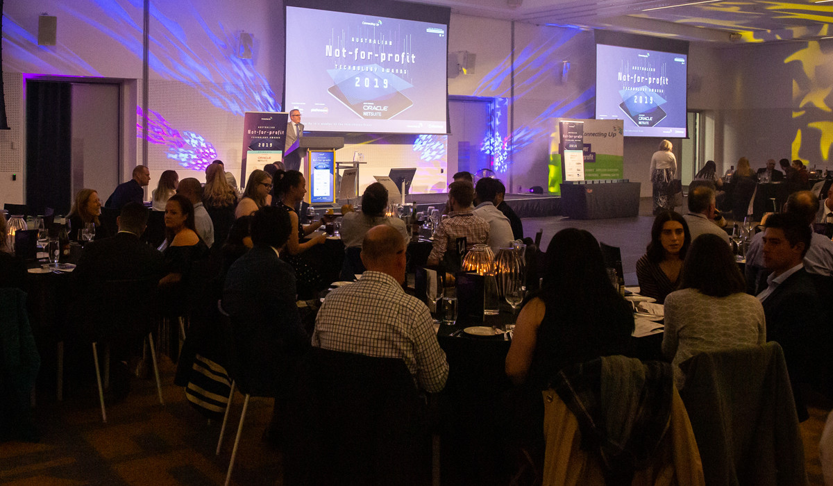 Australian Not-For-Profit Technology Awards 2019