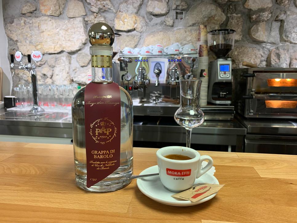 Café Corretto