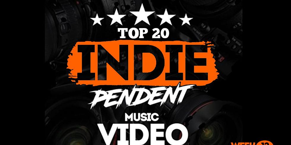 Top 20 Countdown Week 12 Registration